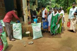 Distribution of Organic Manure