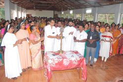 Inauguration of Rural Women Technology Park in Kasaragod