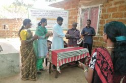Distribution of Planting Materials among Tribals in Kannur District