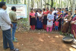 WTP Kasaragod- Training in coir pith composting